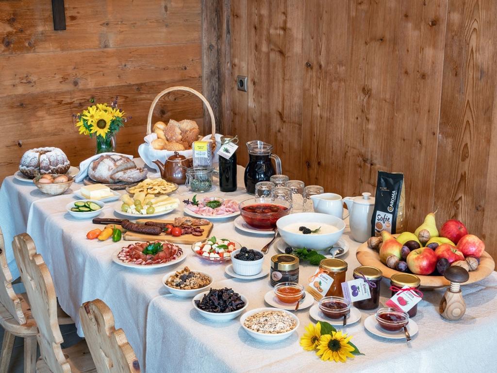colazione in fattoria