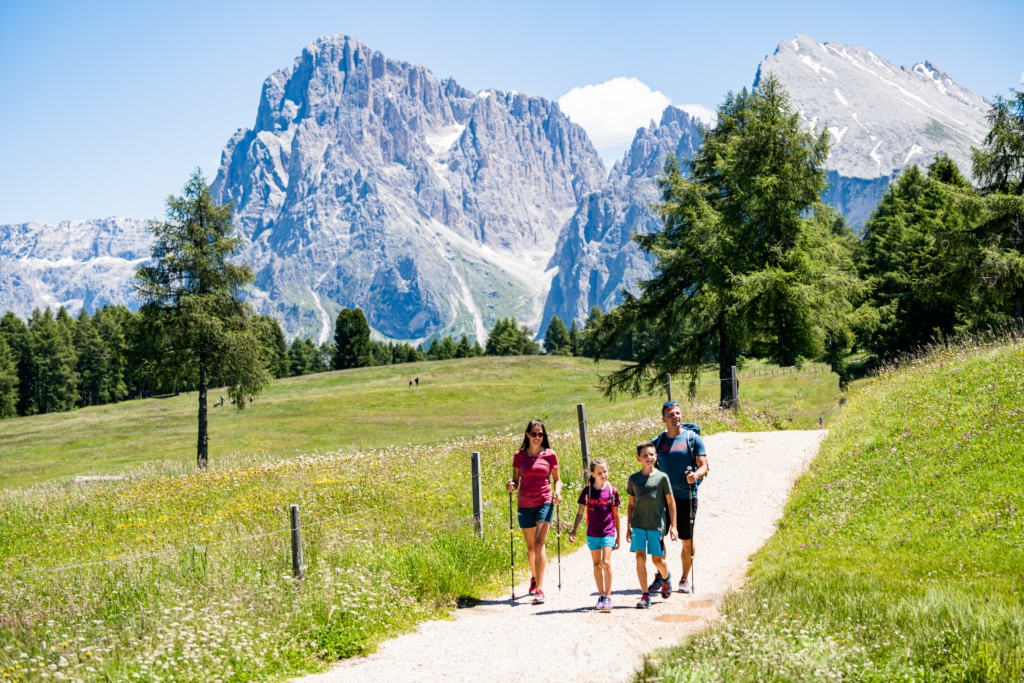 escursionismo-alpe di siusi